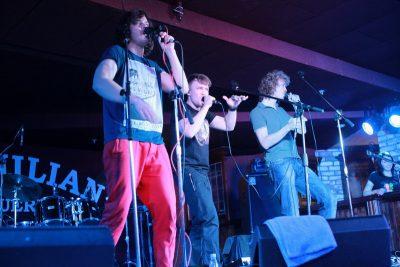 Jukebox Trio, 26 октября 2012 - Ресторан «Максимилианс» Самара - 03