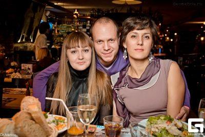 Премия «Shopping года» 2012 + Serebro (фото: geometria.ru), 13 декабря 2012 - Ресторан «Максимилианс» Самара - 05