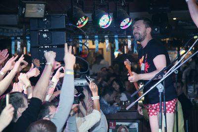 «Ленинград», 13 октября 2012 - Ресторан «Максимилианс» Самара - 05