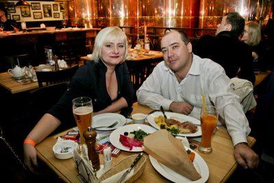 Ева Польна, 22 ноября 2012 - Ресторан «Максимилианс» Самара - 06