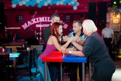 Октоберфест в «Максимилианс», 4 октября 2012 - Ресторан «Максимилианс» Самара - 06