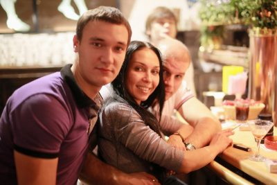 Jukebox Trio, 26 октября 2012 - Ресторан «Максимилианс» Самара - 07