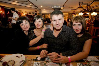 ВИА «Волга-Волга», 30 ноября 2012 - Ресторан «Максимилианс» Самара - 09