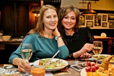 Ева Польна, 22 ноября 2012 - Ресторан «Максимилианс» Самара - 10