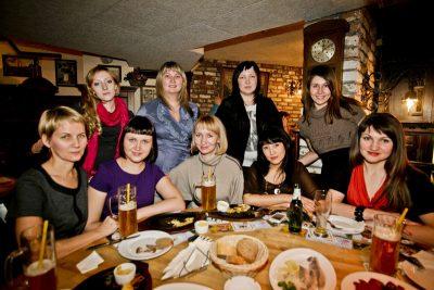 ВИА «Волга-Волга», 30 ноября 2012 - Ресторан «Максимилианс» Самара - 10