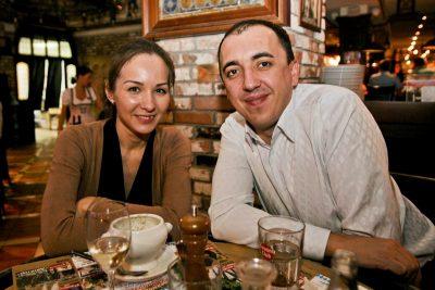 Александр Незлобин, 6 декабря 2012 - Ресторан «Максимилианс» Самара - 15