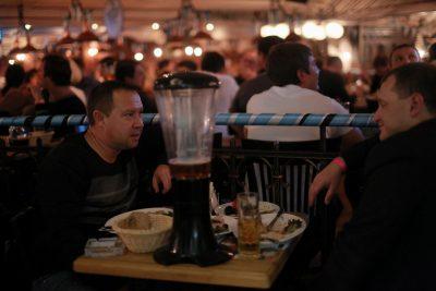 Jukebox Trio, 26 октября 2012 - Ресторан «Максимилианс» Самара - 15