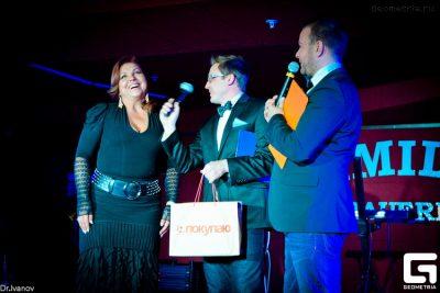 Премия «Shopping года» 2012 + Serebro (фото: geometria.ru), 13 декабря 2012 - Ресторан «Максимилианс» Самара - 16