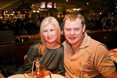 Александр Незлобин, 6 декабря 2012 - Ресторан «Максимилианс» Самара - 16