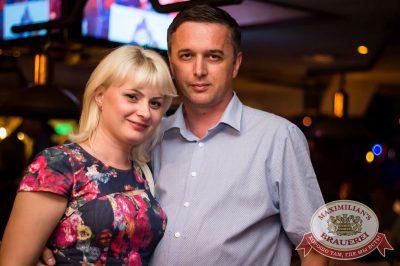 Владимир Кузьмин, 4 августа 2016 - Ресторан «Максимилианс» Самара - 17