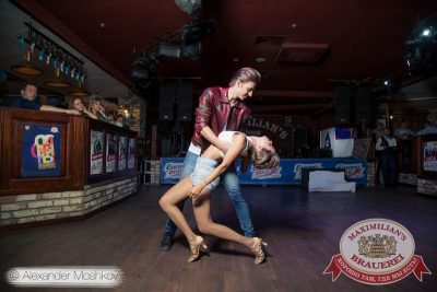 «Октоберфест»: «Давайте потанцуем», второй тур, 30 сентября 2015 - Ресторан «Максимилианс» Самара - 18