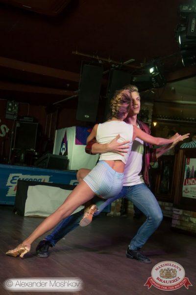 «Октоберфест»: «Давайте потанцуем», второй тур, 30 сентября 2015 - Ресторан «Максимилианс» Самара - 19