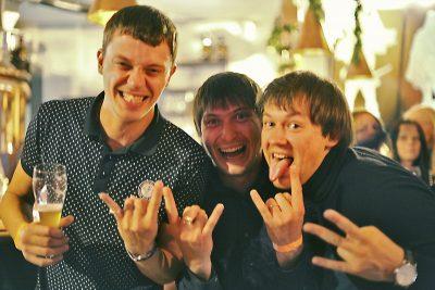 Резиденты Comedy Club Олег и Гавр, 19 октября 2012 - Ресторан «Максимилианс» Самара - 19