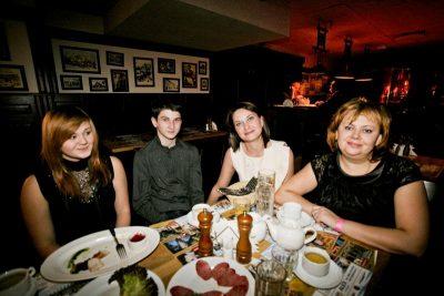 Александр Незлобин, 6 декабря 2012 - Ресторан «Максимилианс» Самара - 26