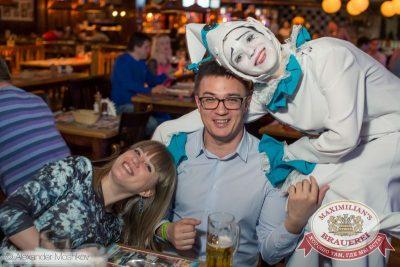 Нешуточная среда, 1 апреля 2015 - Ресторан «Максимилианс» Самара - 29