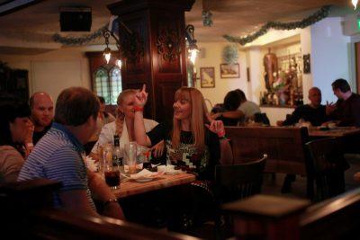 Jukebox Trio, 26 октября 2012 - Ресторан «Максимилианс» Самара - 29