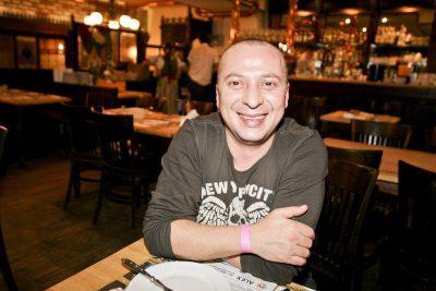 Александр Незлобин, 6 декабря 2012 - Ресторан «Максимилианс» Самара - 30