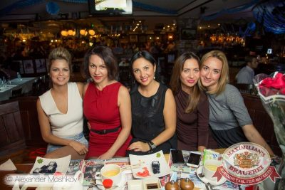 «Октоберфест»: «Давайте потанцуем», второй тур, 30 сентября 2015 - Ресторан «Максимилианс» Самара - 31