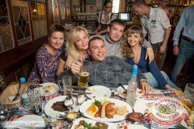 «Ленинград», 1 октября 2015 - Ресторан «Максимилианс» Самара - 32