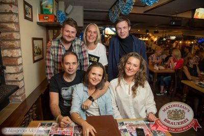 «Ленинград», 1 октября 2015 - Ресторан «Максимилианс» Самара - 33