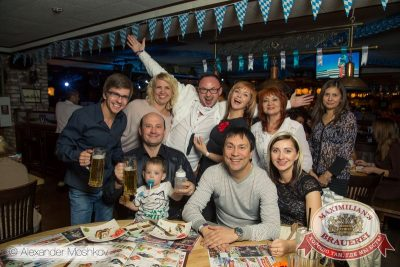 «Октоберфест»: «Давайте потанцуем», второй тур, 30 сентября 2015 - Ресторан «Максимилианс» Самара - 33