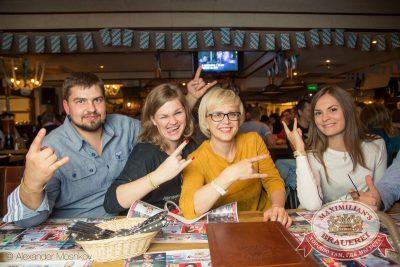 «Ленинград», 1 октября 2015 - Ресторан «Максимилианс» Самара - 36
