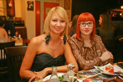 Чи-Ли, 1 ноября 2012 - Ресторан «Максимилианс» Самара - 19