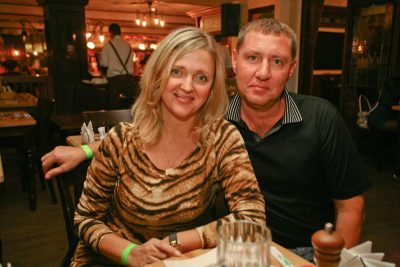 Чи-Ли, 1 ноября 2012 - Ресторан «Максимилианс» Самара - 22