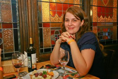 Чи-Ли, 1 ноября 2012 - Ресторан «Максимилианс» Самара - 25