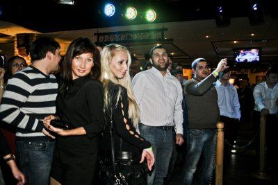 Чичерина, 14 декабря 2012 - Ресторан «Максимилианс» Самара - 09