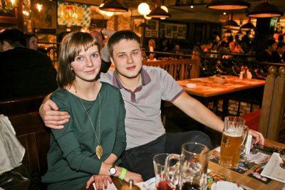 Чичерина, 14 декабря 2012 - Ресторан «Максимилианс» Самара - 13