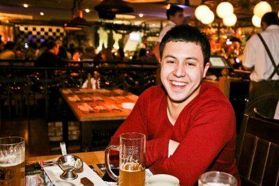 Чичерина, 14 декабря 2012 - Ресторан «Максимилианс» Самара - 14