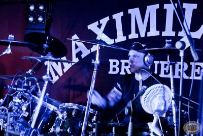 Группа Crazy Jump, 28 февраля 2013 - Ресторан «Максимилианс» Самара - 02