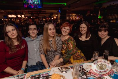 День именинника, 16 февраля 2018 - Ресторан «Максимилианс» Самара - 55