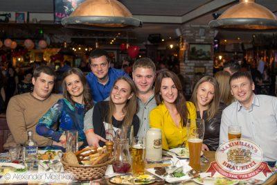 День именинника с ВИА «Волга-Волга», 14 ноября 2015 - Ресторан «Максимилианс» Самара - 28