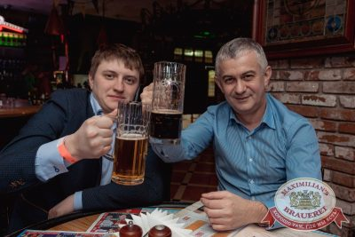 День космонавтики: удачная посадка!, 14 апреля 2017 - Ресторан «Максимилианс» Самара - 35