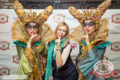День рождения ресторана: нам 3 года! Специальный гость: Анжелика Варум, 20 мая 2015 - Ресторан «Максимилианс» Самара - 07