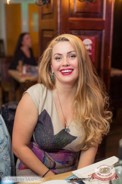 День рождения ресторана: нам 3 года! Специальный гость: Анжелика Варум, 20 мая 2015 - Ресторан «Максимилианс» Самара - 32