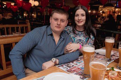 День святого Валентина, 14 февраля 2019 - Ресторан «Максимилианс» Самара - 37