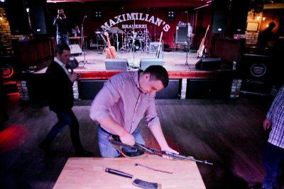 День защитника Отечества, 22 февраля 2013 - Ресторан «Максимилианс» Самара - 08