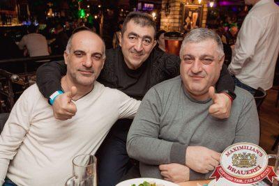 День защитника Отечества, 23 февраля 2018 - Ресторан «Максимилианс» Самара - 00052