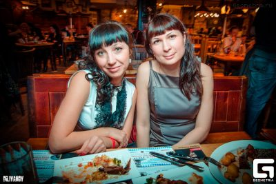 День защитника Oтечества   (фото: geometria.ru), 22 февраля 2013 - Ресторан «Максимилианс» Самара - 14