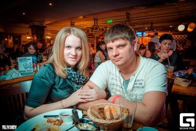 День защитника Oтечества   (фото: geometria.ru), 22 февраля 2013 - Ресторан «Максимилианс» Самара - 19