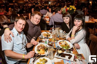 День защитника Oтечества  (фото: geometria.ru), 23 февраля 2013 - Ресторан «Максимилианс» Самара - 17