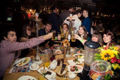 День Защитника Отечества, 22 февраля 2014 - Ресторан «Максимилианс» Самара - 30