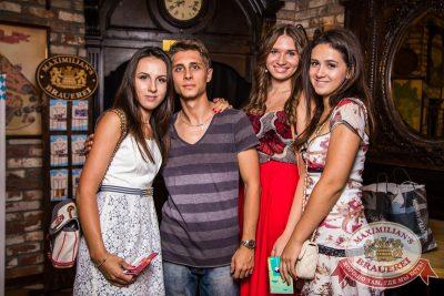 Дима Билан, 13 августа 2014 - Ресторан «Максимилианс» Самара - 06