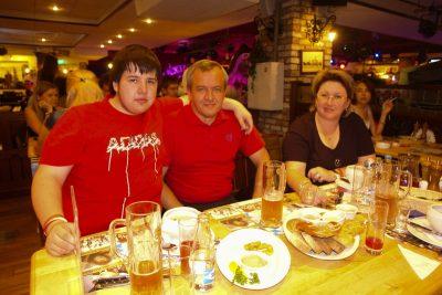 «Дискотека Авария», 28 июня 2012 - Ресторан «Максимилианс» Самара - 11
