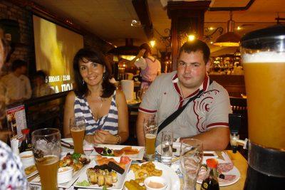 «Дискотека Авария», 28 июня 2012 - Ресторан «Максимилианс» Самара - 12