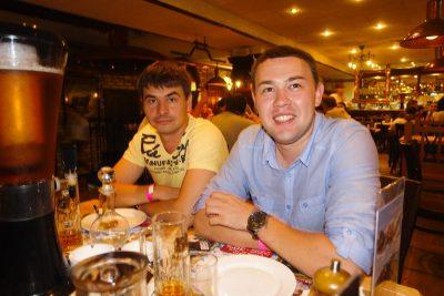 «Дискотека Авария», 28 июня 2012 - Ресторан «Максимилианс» Самара - 13