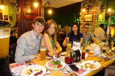 «Дискотека Авария», 28 июня 2012 - Ресторан «Максимилианс» Самара - 14